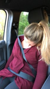 Poor Travel Sleeping Posture 1