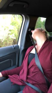 Poor Travel Sleeping Posture 2